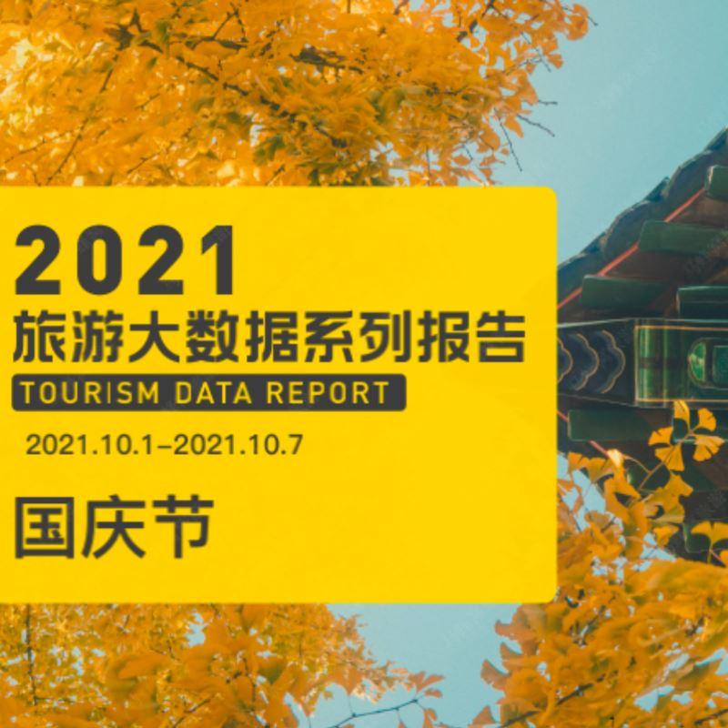 2021年国庆节旅游数据报告